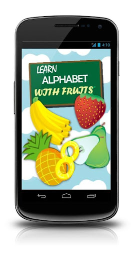 Alphabets and Fruits