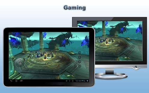 Splashtop Remote PC Gaming THD - screenshot thumbnail