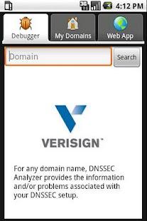 DNSSEC ANALYZER- screenshot thumbnail