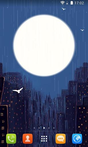 免費下載個人化APP 雨夜动态锁屏壁纸 app開箱文 APP開箱王