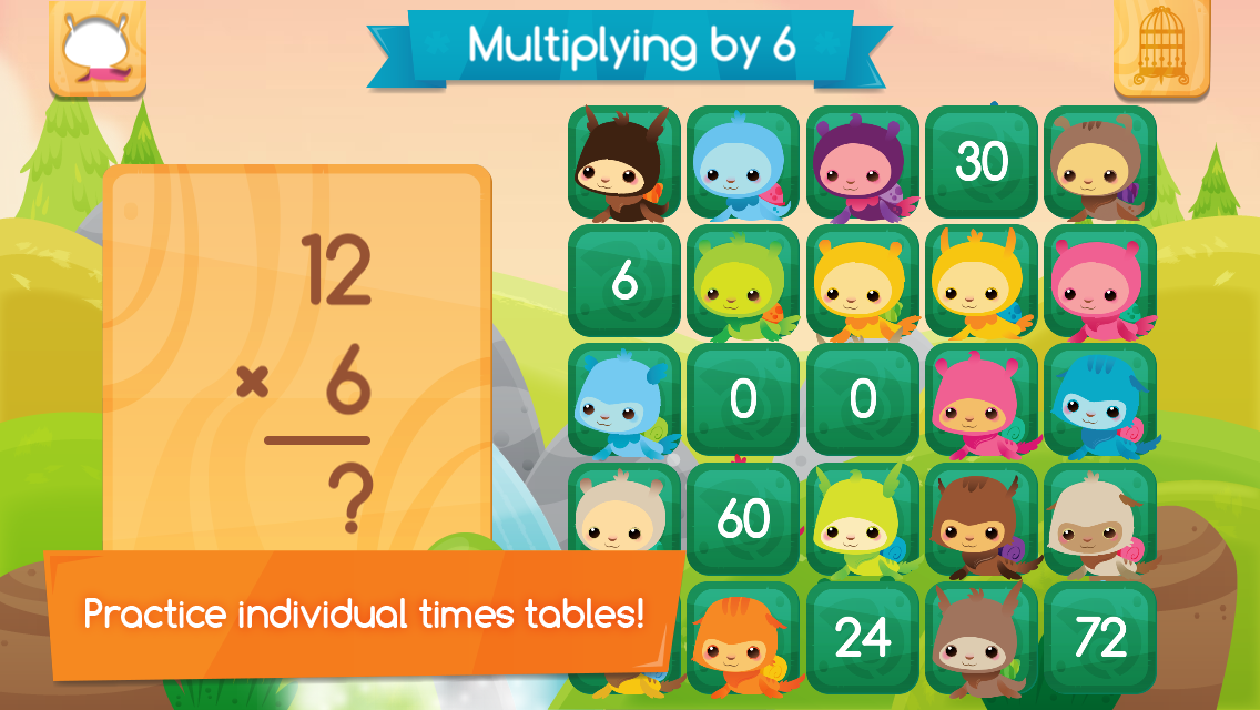 Pet Bingo by Duck Duck Moose- screenshot