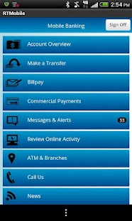 Rockland Trust Mobile Banking - screenshot thumbnail