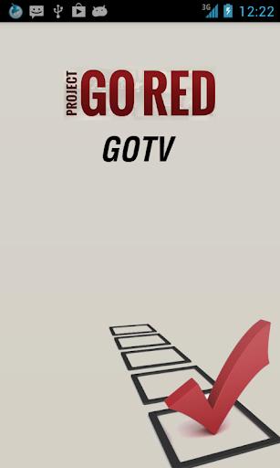Go Red GOTV