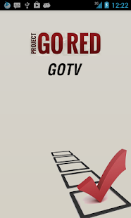Go Red GOTV- screenshot thumbnail