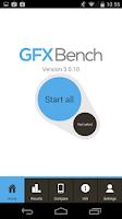 Screenshot of GFXBench GL Benchmark