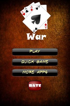 War - Card game Free 2.1.0 screenshot 1723340