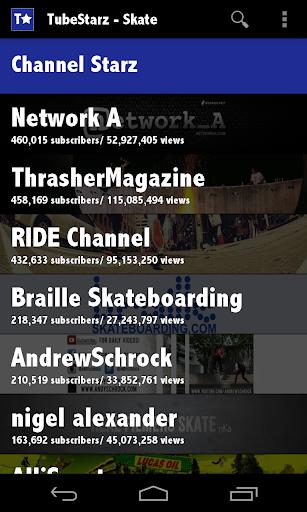 TubeStarz - Skate