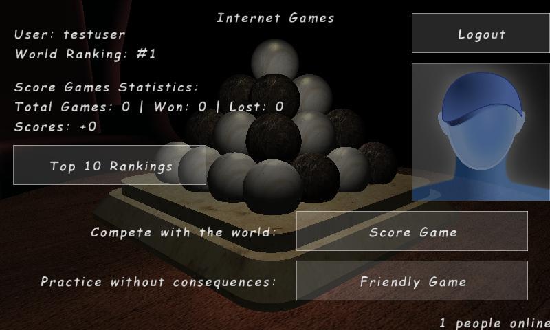 Sphyro 3D- screenshot