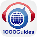 1000Guides guidebooks viewer icon