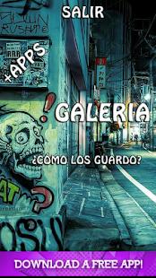 Graffitis imagenes