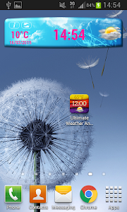 Ultimate Weather And Clock screenshot 4
