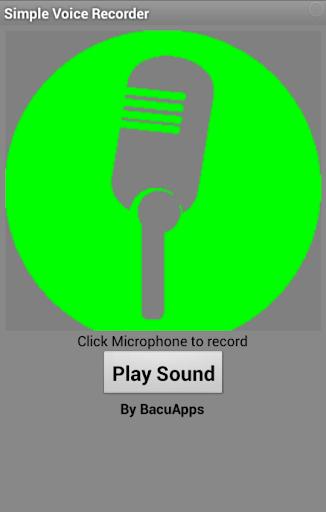 Simple Voice Recorder Lite