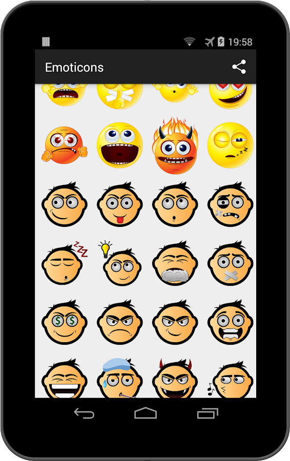 Emoticon android apps on google play