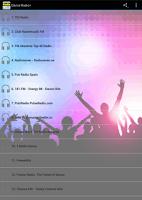 Screenshot of Dance Radio