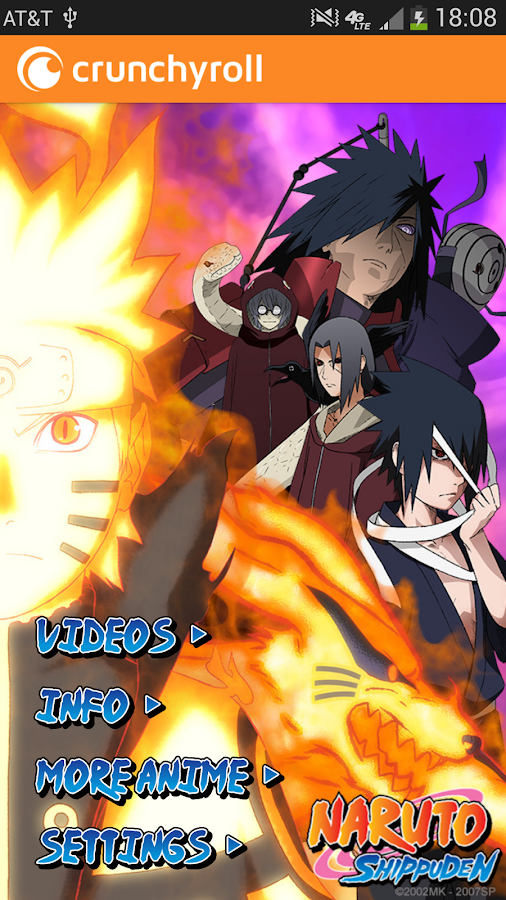 Naruto Shippuden - Watch Now! - screenshot
