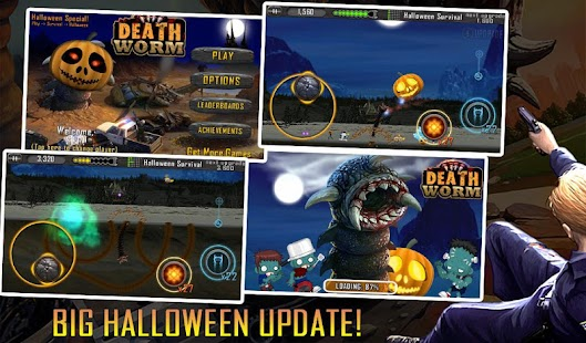 Death Worm- screenshot thumbnail