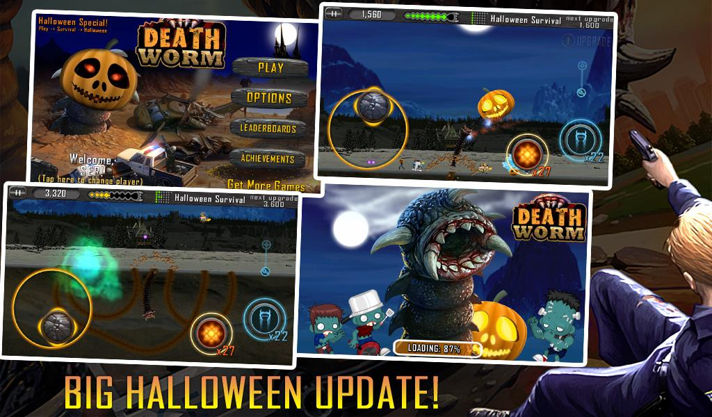Death Worm screenshot #3