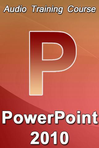 Аудиокурс Microsoft Powerpoint 2010