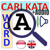Cari Kata Indonesia - Inggris