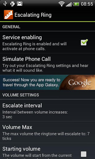 【免費工具App】Escalating Ring Paid-APP點子