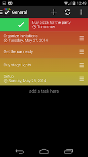 GTI - Tasks, Notes, To-Do List- screenshot thumbnail
