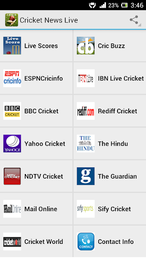 Cricket News Live Scores