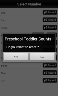 Counting Preschool Toddler - screenshot thumbnail