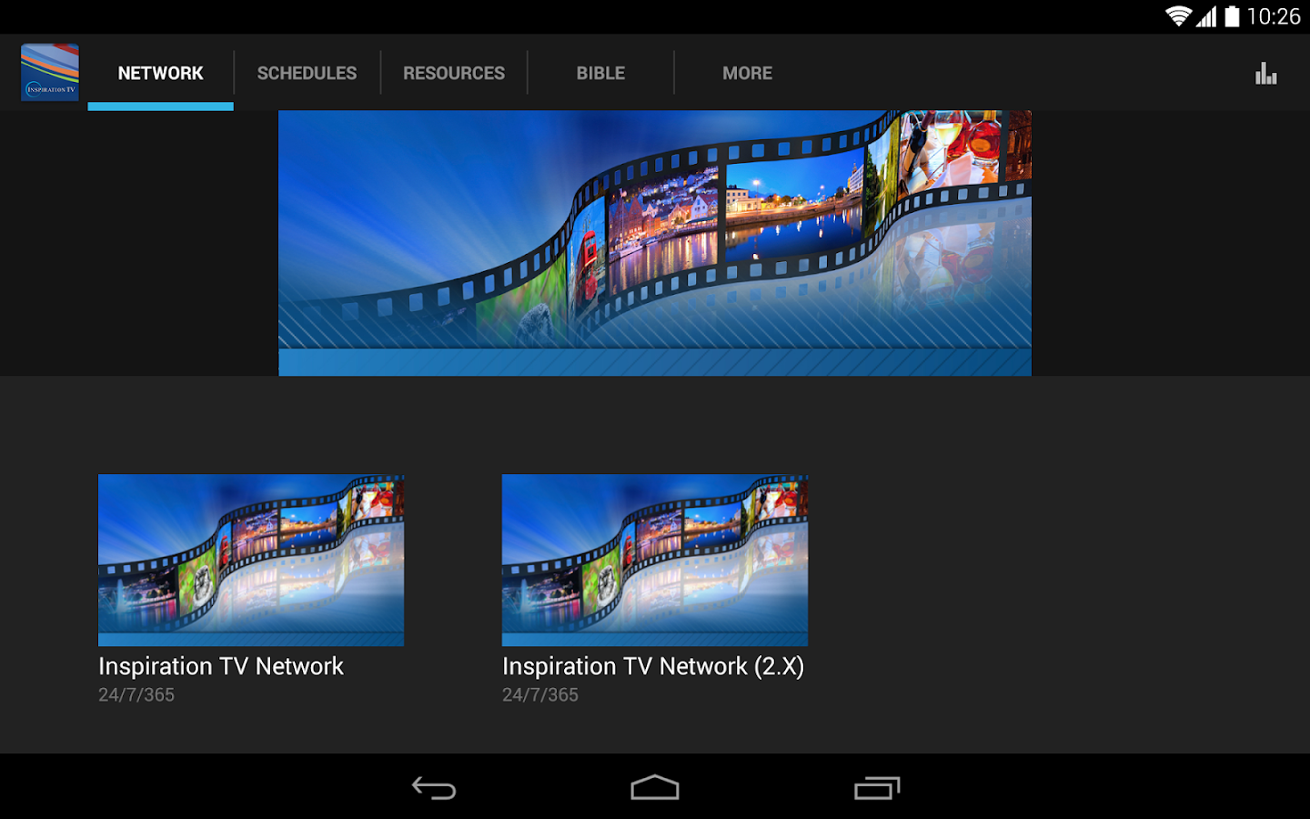 INI TV - screenshot