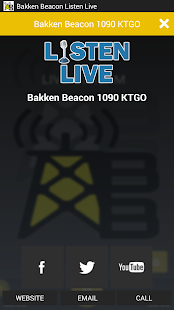 Bakken Beacon Listen Live- screenshot thumbnail