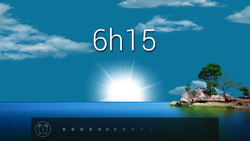 android Glimmer (luminous alarm clock) Screenshot 16