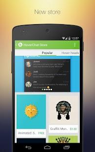 HoverChat Free (Ninja SMS) Screenshot 5
