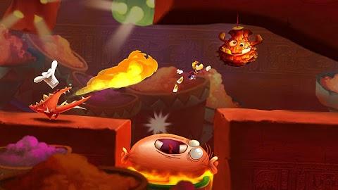 Rayman Fiesta Run Screenshot 14