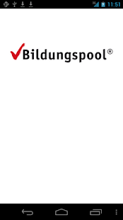 Bildungspool- screenshot thumbnail