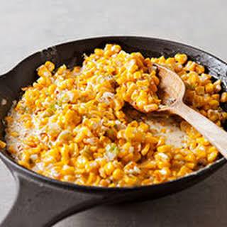 Spicy Creamed Corn.