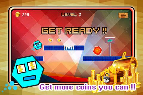 Geometry Jump - screenshot