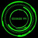 Iron Jarvis Laser Clock icon