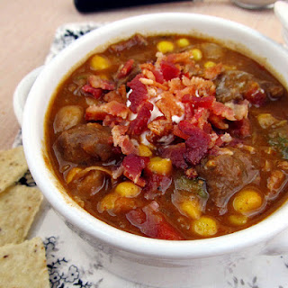 Sirloin Steak Chili Recipe
