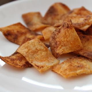 Gluten-Free Tortilla 'Crackers'