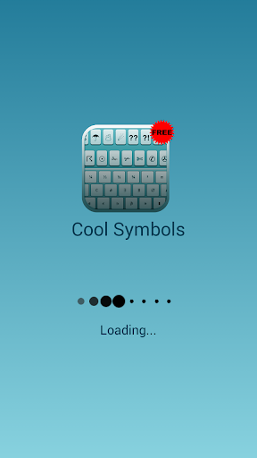 Cool Symbol - Keyboard TextArt