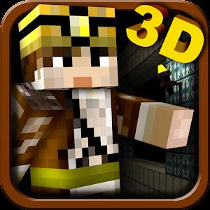 Mine Run 3D – Escape 2 Temple v1.0 APK