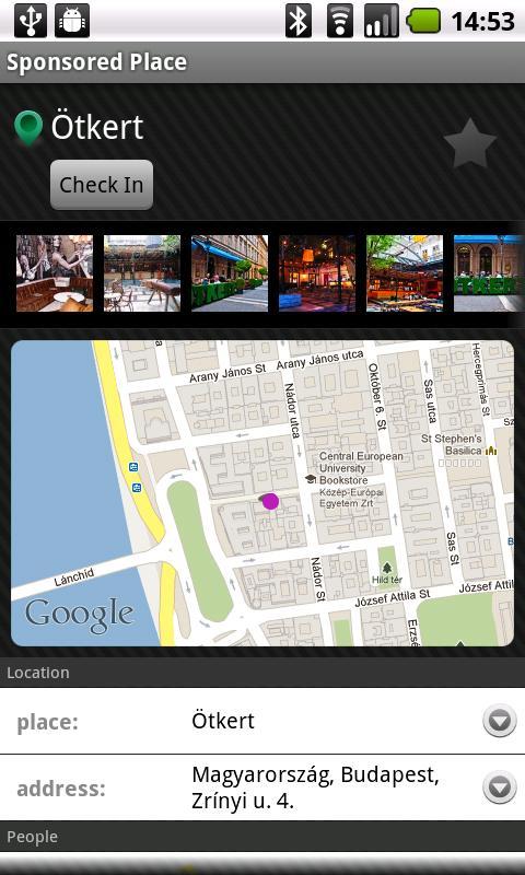 Hitemptation: see who's around- screenshot