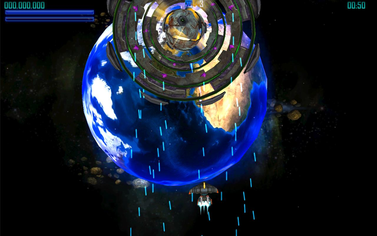 Guardian Earth HD- screenshot