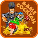 Game Cocktail icon