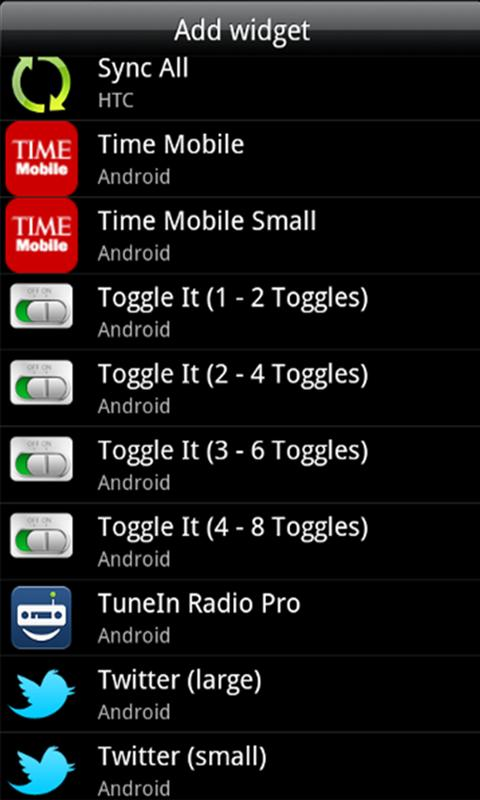 Toggle It- screenshot