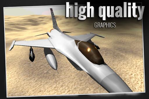 現代戰鬥機3D