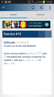 Mathafix - screenshot thumbnail