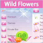 GO SMS Wild Flowers icon