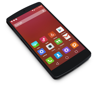 MIUI 6 - Launcher Theme - screenshot thumbnail