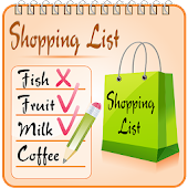 Shopping List Plus