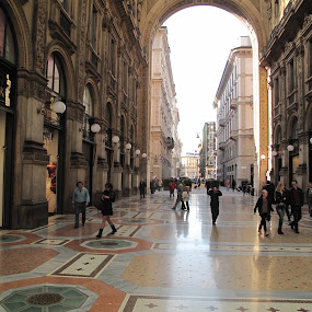 Milano centrale by Mursida Musić - Buildings & Architecture Public & Historical